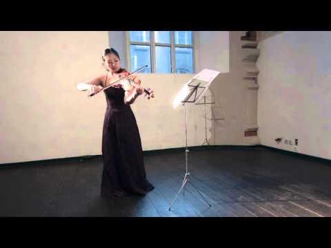 Yao Chen Composition:  Głos (2016), for viola solo/声情, 为中提琴而作