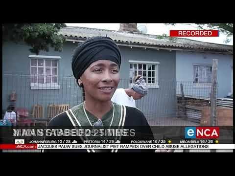 Cape Town LGBTQI man stabbed 25 times