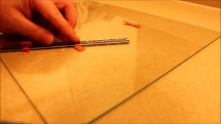 How To Cut & Seal Ribbon In 1 Easy Step Using A Wood Burning Tool
