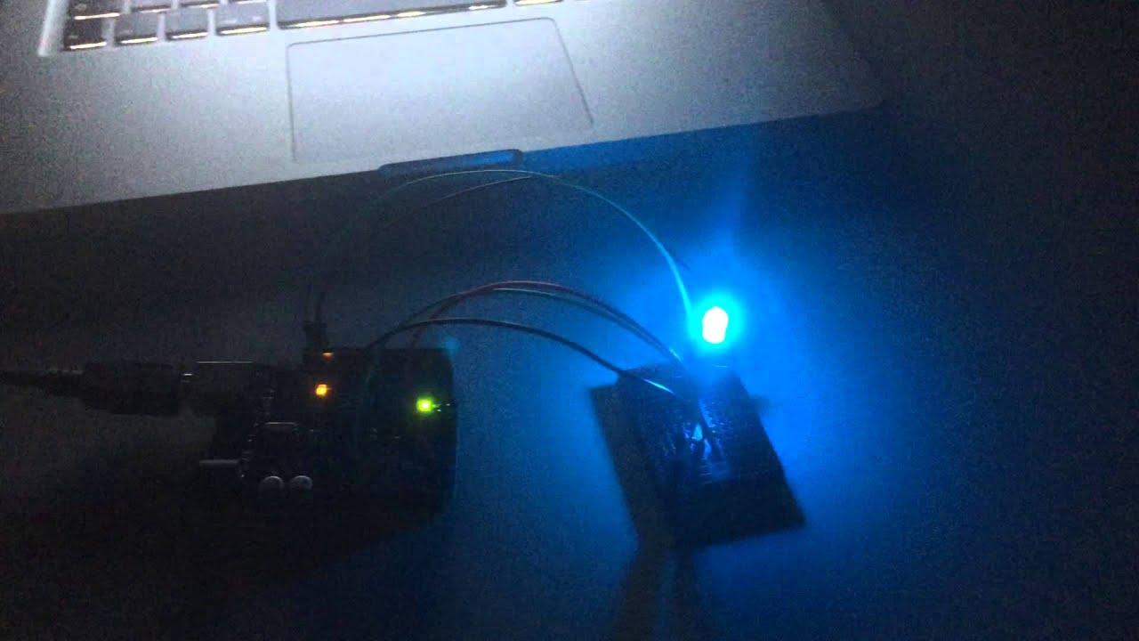 Night light using arduino - Arduino Automatic Nightlight