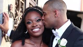 Coreyonna and Trevin Wedding Highlights