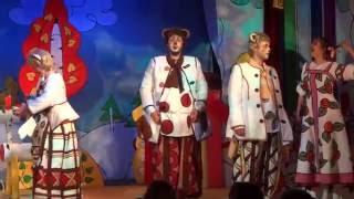 «Три медведя» мюзикл. Мама - волшебное слово. Театр Чихачёва