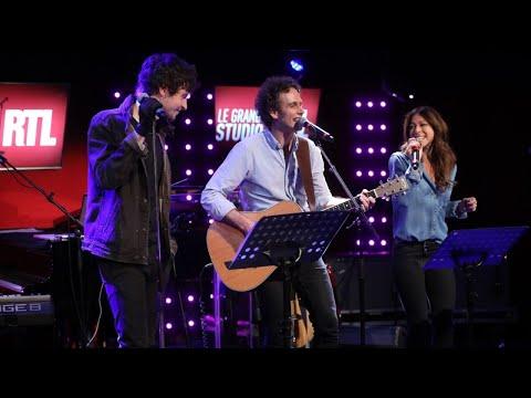 Rose, Valentin Marceau et Thomas Semence - Le loup peureux (LIVE) Le Grand Studio RTL