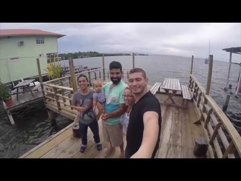 Panama City and Bocas Del Toro Trip September 2016