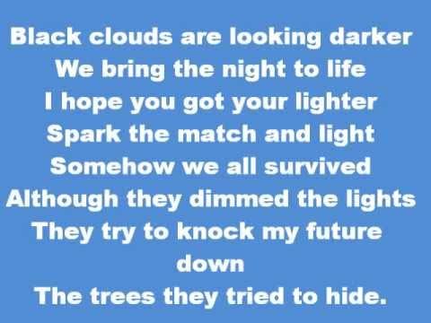 Let It Rain - Tinchy Stryder ft. Melanie Fiona Lyrics