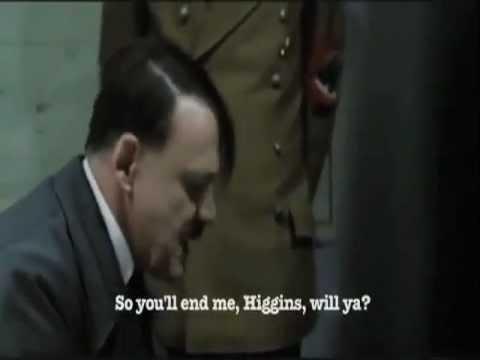 President Michael D. Higgins Ends Adolf Hitler