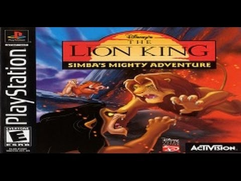 Полное прохождение (((Sony PlayStation))) Lion King II The - Simbas Mighty Adventure