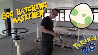 Pokemon GO: Vi bygger en maskine til egg hatching (2 af 3)