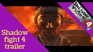 Shadow fight 4 trailer and the ending of Shadow fight 3 video must watch by Lost gaming 2