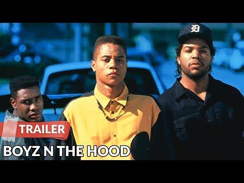 Boyz n the Hood 1991  HD  Cuba Gooding Jr.  Laurence Fishburne