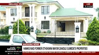 New development as Hawks raid Zandile Gumede's home in Umhlanga