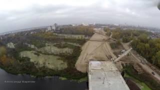 #Строительство Фрунзенского моста, октябрь 2016 года #Samara(сентябрь 2015 https://www.youtube.com/watch?v=07uyZB-6eY4 Сокольи горы https://www.youtube.com/watch?v=HXdqUWyIbSY Жигулёвские горы ..., 2016-10-06T19:42:34.000Z)