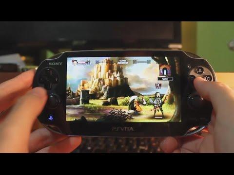 PS Vita - Unas primeras impresiones