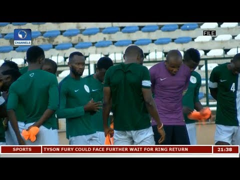 Analysis As Nigeria,England Get Set For Int'l Friendly Pt.1 |Sports Tonight|