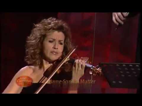 Anne-Sophie Mutter - Air aus der Suite Nr 3 von Johann Sebastian Bach 2008