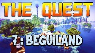 THE QUEST - Ep. 7 : Beguiland - Fanta et Bob Minecraft Adventure
