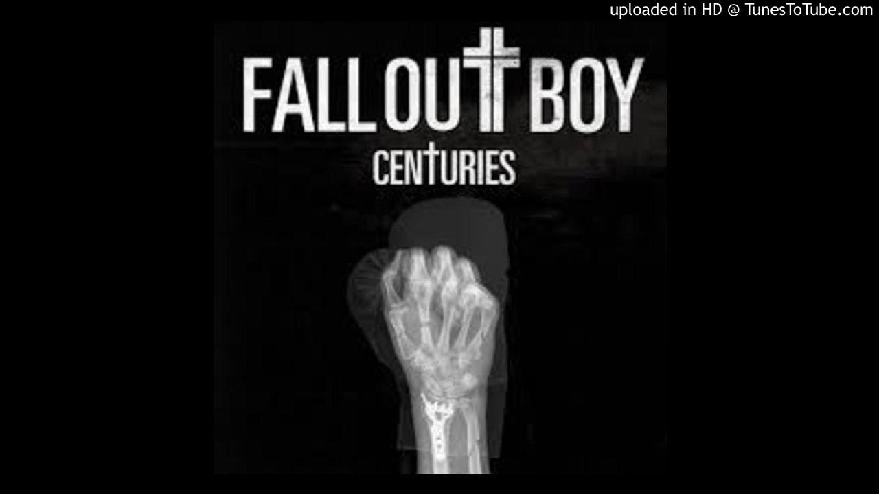 Fall Out Boy Centuries Official Studio Acapella Youtube