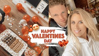 ULTIMATE COSY VALENTINES DAY VLOG | SPEND VALENTINES WITH US | Freya Farrington
