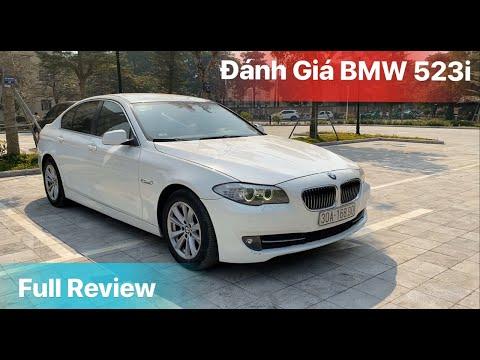 BMW 5 Series 523i Đánh Giá Chi Tiết Xe Sang Giá Chưa Đến 700tr Sản Xuất 2010 - Top Gara O9O 6458888