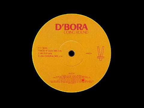 Going Round (MK Dub) D'Bora - MCA Records Ltd (Side B2)