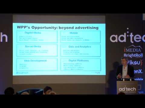 Mark Read, CEO, WPP Digital 'The Digital Opportunity' adtech London keynote