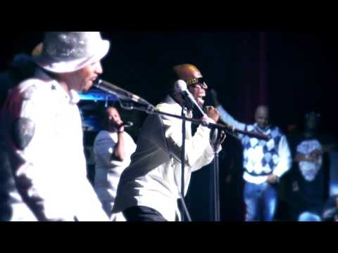 Super Producer Teddy Riley & Aaron Hall in Concert
