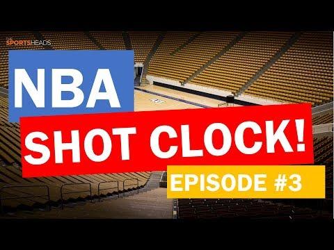 NBA Shot Clock - Week 10 | The SportsHeads