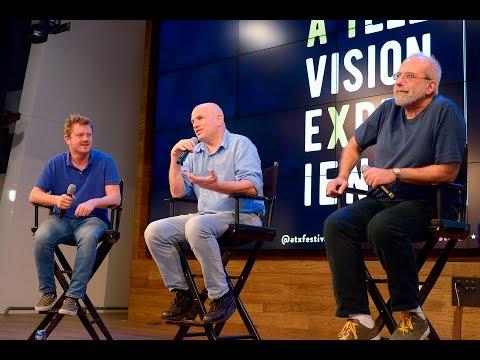 "ATX Festival Panel: ""A Conversation with Tom Fontana and David Simon"" (2016)"