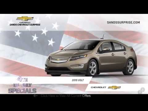 sands chevrolet surprise 4th of july special youtube. Cars Review. Best American Auto & Cars Review