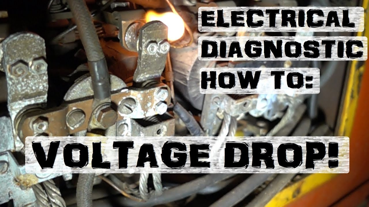 powerful-electric-troubleshooting-voltage-drop-test