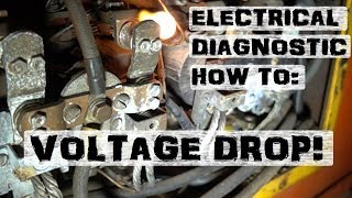 Powerful Electric Troubleshooting | Voltage Drop Test