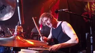 Shane Gaalaas - Fireball - Drum-Cam with B'z