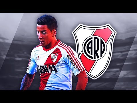 SEBASTIAN DRIUSSI | Goals, Skills, Assists | River Plate | 2016 (HD)