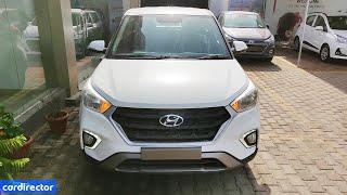 Hyundai Creta EX 2019 | New Creta 2019 EX Model Features | Interior and Exterior | Real-life Review