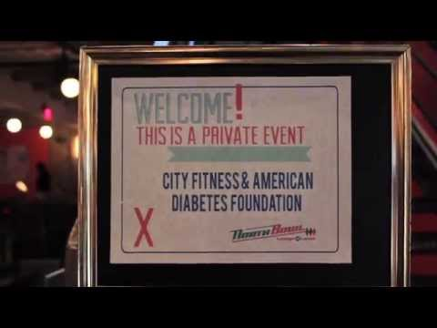 City Fitness @ North Bowl - American Diabetes Association fundraiser