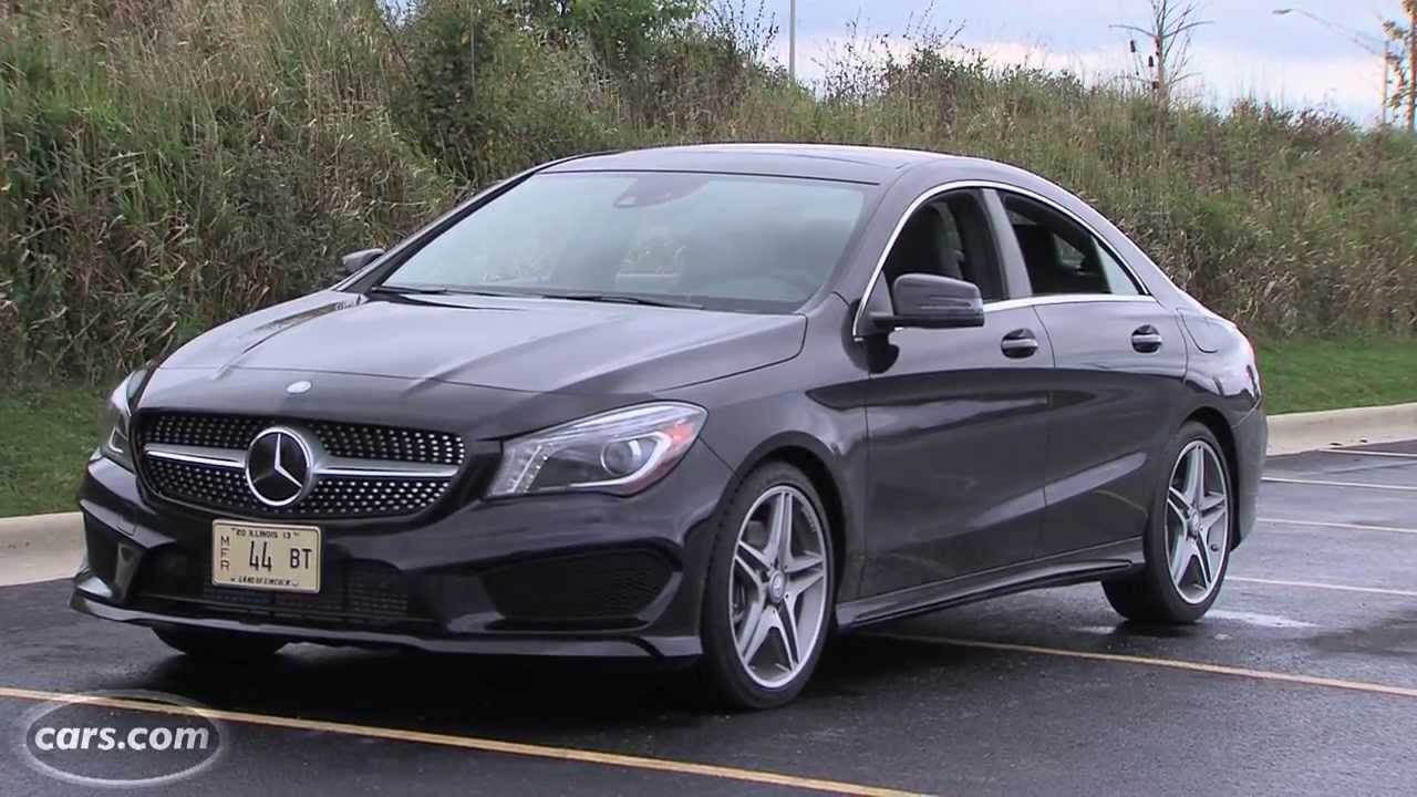 2014 Mercedes Benz CLA Class   YouTube