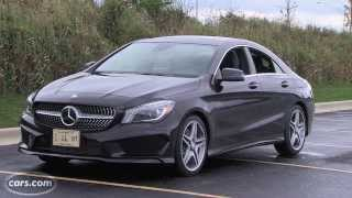 Mercedes Benz CLA Class 2014 Videos