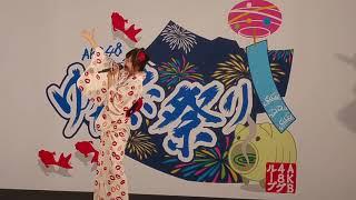 カラオケ&抽選会.