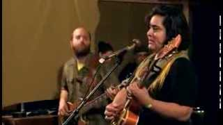 "The Reverie Machine play ""Hideous"" live at the Subdued Stringband Jamboree 2013"