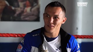 Who Laughs First? 🤣 Josh Warrington takes on his dad in laughing challenge