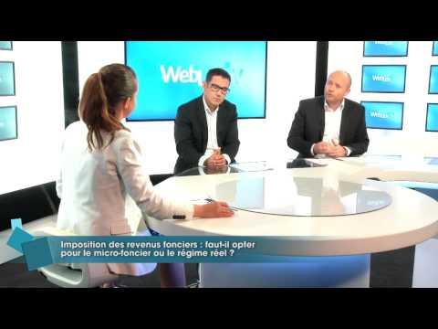 Weblex Tv Imposition Des Revenus Fonciers Micro Foncier