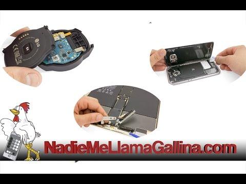 Guía del LG Optimus G (E975): Cambiar batería