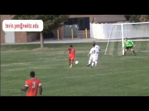 Tevin Yen Northwest kansas Technical college soccer highlights