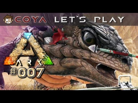 ARK SCORCHED EARTH #007 • Die Thorny Dragon Akupunktur • ARK Deutsch • ARK Survival Evolved German