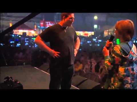 P12  Rappare på Dreamhack Summer 2013