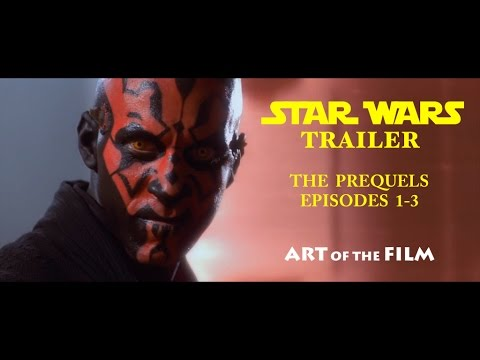 Someone made a trailer for the prequels based on the Force Awakens trailer, and it makes the prequels look awesome!