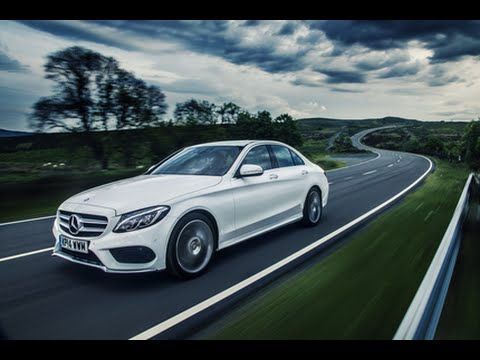 Mercedes-Benz C-Class- World Car of the Year 2015