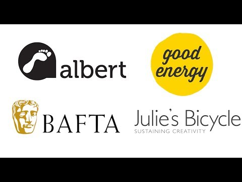 Working with BAFTA, albert and 'The Creative Energy Project'