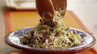 Broccoli Slaw Recipe - How To Make Broccoli Slaw