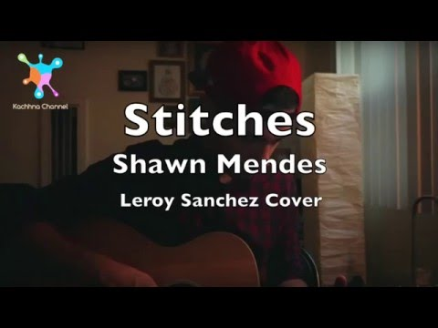 Stitches - Shawn Mendes Lyrics (Leroy Sanchez Cover)